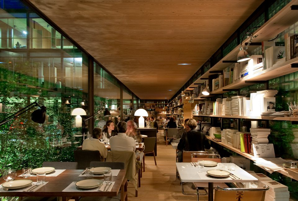 Bosco De Lobos Restaurant Madrid By Sandra Tarruella